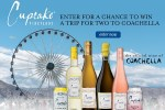 Cupcake Vineyards Coachella Sweepstakes - Win Trip