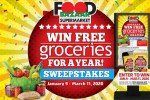 Food Bazaar Win Free Groceries for a Year Sweepstakes
