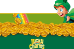 Lucky Charms Win Lucky Gold Sweepstakes - Win Gift Card