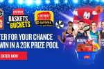 Chemist Warehouse Baskets for Buckets NBL Contest - Win Prize