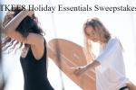 TKEES Holiday Essentials Sweepstakes - Win Gift Card