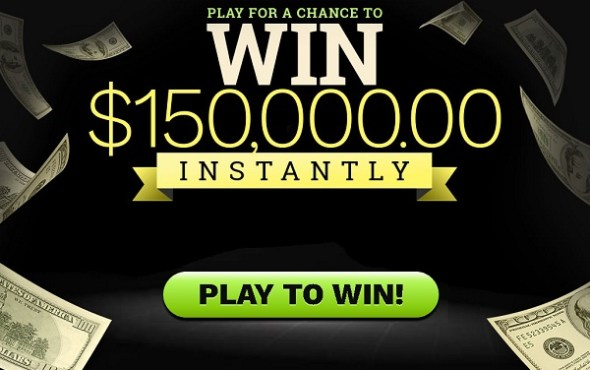 2020 Instant Play Sweepstakes - Win Cash Prizes