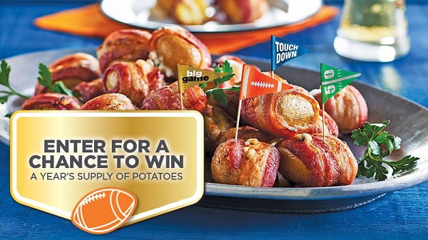 Little Potatoes Big Game Day Sweepstakes - Win Prize