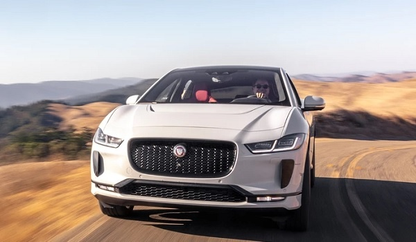 Omaze Jaguar i-Pace Sweepstakes