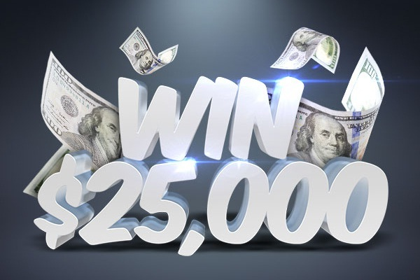 PrizeGrab $25000 Cash Giveaway - Win Cash Prizes