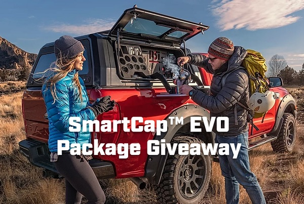 RSi SmartCap EVO Package Giveaway - Win Prize