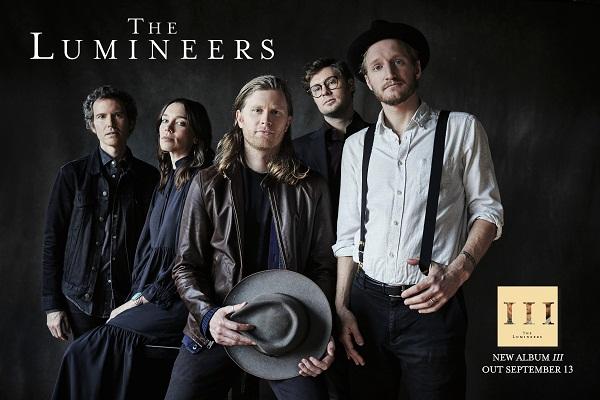 SiriusXM The Lumineers Sweepstakes - Win Tickets