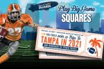 Smithfield Publix Big Game Squares IWG and Sweepstakes - Win Trip