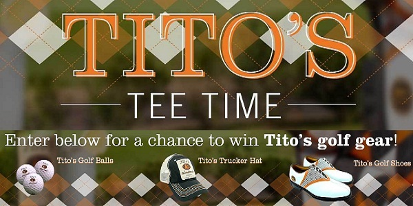 Titosgolf.com/Survey