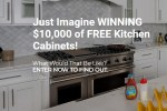 Walcraft Cabinetry Free Kitchen Cabinets Sweepstakes - Win Cash Prizes