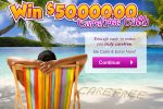 PCH.com $50k Carefree Cash Sweepstakes