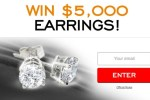 Super Jeweler Diamond Stud Earrings Giveaway