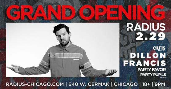 Dillon Francis Tickets Sweepstakes - Win Tickets
