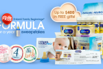 Enfamil Family Beginnings Formula for a Year Sweepstakes