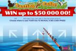 PCH Casting For Cash Giveaway - Win Cash Prizes