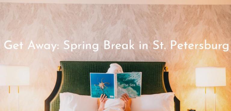 Wellpath Get Away Spring Break In St. Petersburg Sweepstakes