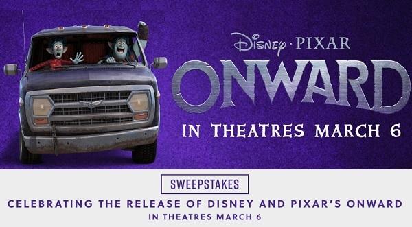 Ashley HomeStore Disney and Pixars Onward Sweepstakes