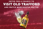 Chivas H2 Manchester United Sweepstakes - Win Tickets