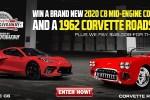 Corvette Dream Giveaway - Win Car