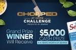 Foodnetwork.com Chopped at Home Challenge Sweepstakes