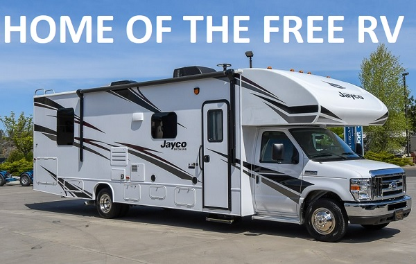 Home of the Free RV Sweepstakes - Win Prize