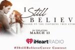 iHeartRadio.com I Still Believe Cover Contest