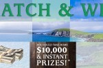 Irish to the Core Sweepstakes and Instant Win Game