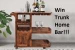 The Jameson Bring the Bar Home Sweepstakes - Win Prize