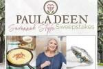 JTV Paula Deen Savannah Style Sweepstakes - Win Trip