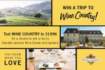 Kendall Jackson Wine Country Getaway Sweepstakes