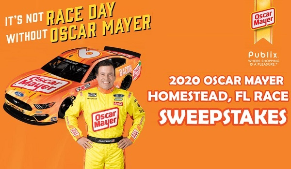 Dixie Vodka 400 Sweepstakes - Win Tickets