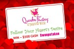 Quacker Factory Follow Your Heart's Desire Sweepstakes