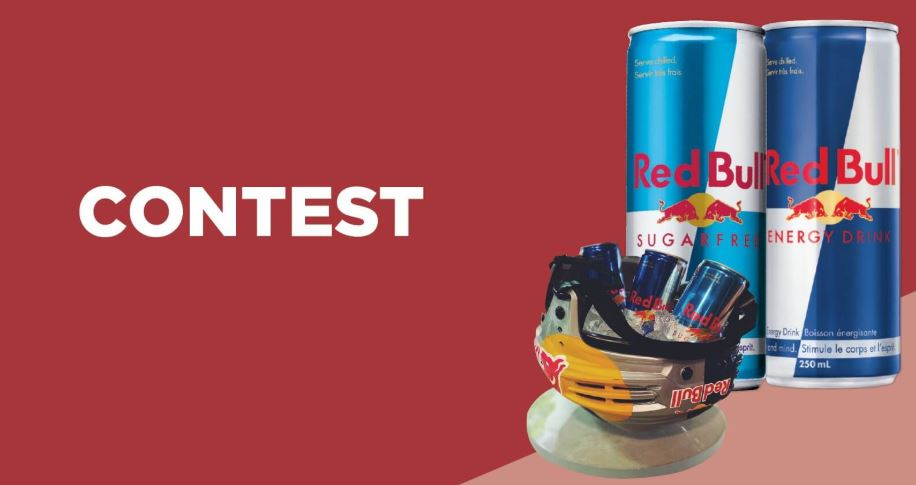 Circle K Red Bull Ice Buckets Contest - Win Prize