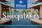 Hilton Resorts Sweet Escape Sweepstakes - Win Tickets