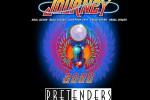 SiriusXM Journey with Pretenders Sweepstakes - Win Trip