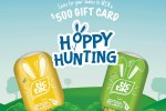 Tic Tac Hoppy Hunting Sweepstakes and Instant Win Game