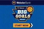 Webster Bank Big Goals Bracket Sweepstakes - Win Trip