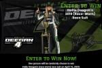 Hailie Deegan Race Suit Giveaway