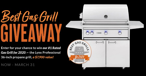 BBQGUYS Best Gas Grill Giveaway