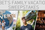 Bet.com Family Getaway Sweepstakes - Win Trip