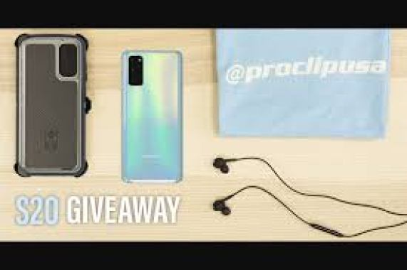 ProClip Samsung Galaxy S20 Giveaway