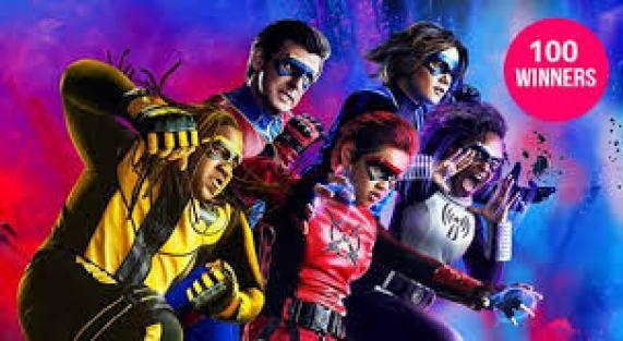 Nickelodeon Danger Force Sweepstakes 2020