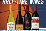Half Time Wines 2020 Sweepstakes