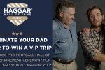Haggar Hall of Fame Dads Contest 2020