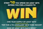 LEGO Masters Sweepstakes 2020 - Win Trip