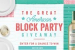 Great American Block Party IWG and Sweepstakes