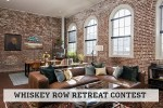Old Forester Bourbon Whiskey Row Retreat Contest