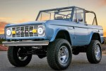 Omaze Ford Bronco Sweepstakes 2020