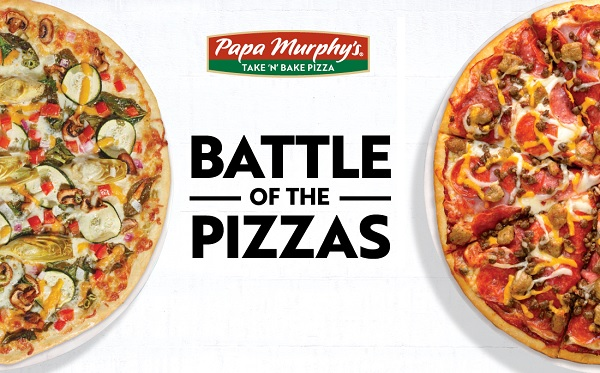 The Battle of the Pizzas Sweepstakes - Win Gift Card