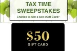 Pay1040.com Tax Time Sweepstakes
